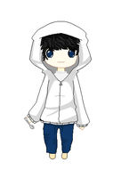 Hoodie L by Kaispear