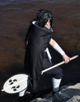 Cosplay Uchiha Izuna 188 by NakagoinKuto