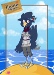 PKMNA- Pirate meme by ToxicPeaches