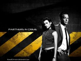 Tiva- Partners in Crime by KissofCrimson
