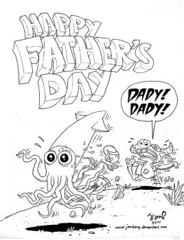 Happy Father's Day by Jambang