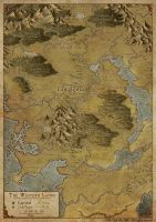 The Western Lands by MaximePLASSE