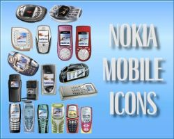 Nokia Icon Set by cyprus13