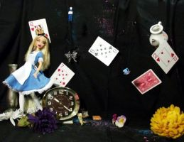 Alice in Wonderland by PinkUnicornPrincess