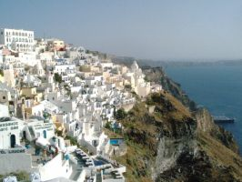 Santorini, Greece by Feeder4