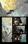 Wild Blue Yonder issue 5 page 9 Color by nelsondaniel