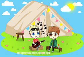 Camping by Cassy-F-E