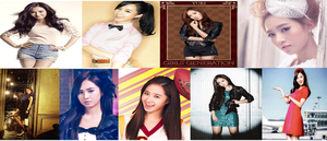 yuri all japan  albums and  singles since japanese by alisonporter1994