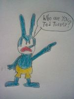Oswald Criticizing for Being in the Wrong Color by nintendolover2010