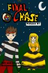 The Final Chase Cover Page by delacruzifixion