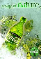 Natural Coca-Cola Advert by deniroUK