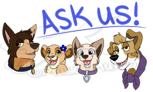 Ask Us Anything by Musicalmutt2
