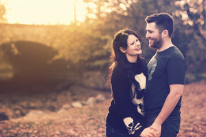 Engagement Shoot 1 by killette