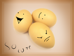 best eggs in this world c: by sonicandcat