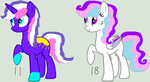 Customs For Berrylilly by MidnightPizzaShimmer