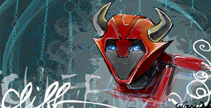 Cliffjumper Muro by CatusSnake
