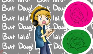 ::PewdiePie - BUT...:: by Auro-Sya