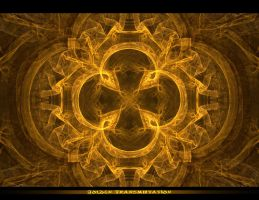 Fractal: Golden Transmutation by Zilleniose