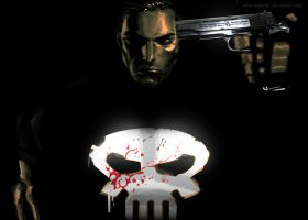 punisher by nefar007