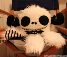 Jack Skellington Monstroctopus by loveandasandwich