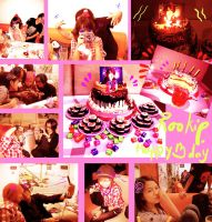 RUKI- Happy Birthday photos by Alzheimer13