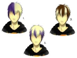Hairstyles? 8D by Kumagorochan
