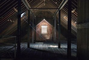 No Toys in this Attic by MrMotts
