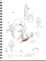 Sketchbook 5 by Girl-on-the-Moon