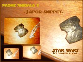 Japor Snippet - cosplay prop by crystal-studio