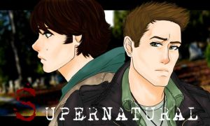 SUPERNATURAL PREVIEW by PredieNerdie