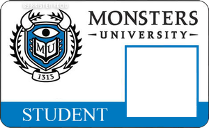 Carnet de Estudiante Monster University by RoohEditions