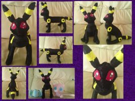 Umbreon for Neon-Juma by dragonslorefury
