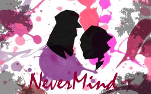 Never mind, anyway... by Sanguijuela