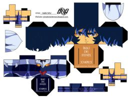 Fenix Ikki - Cubeecraft by simplementemoe