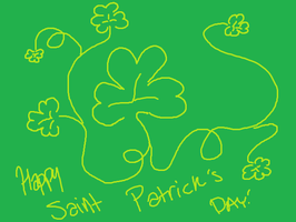 St Pat's Day by pic-a-day