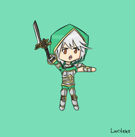Redeemed Riven by Luctekz