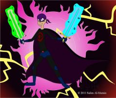The Caped Destroyer by TheUnisonReturns