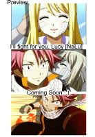 I'll fight for you, Lucy [Preview] by HinamoriMomo21