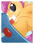 Scootaloo's Scooter by steffy-beff