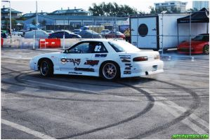 S13 Before Drift practice by motion-attack