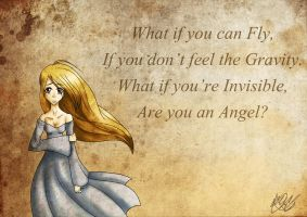 what if you're an Angel? by miesmud