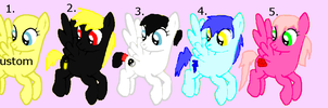 MLP adopts, 1 point by TwilightLuv10