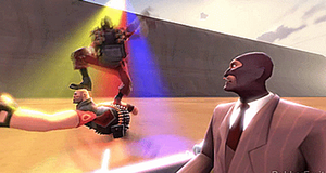 GIF - The Demoman in Spy Gets his Driver's License by BriefCasey795