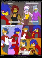 Falco's Untold Story Ch.1-27 by TomBoy-Comics