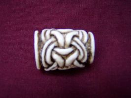 Celtic Knotwork Bead by ZachariahBusch