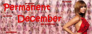portada Permanent December miley cyrus. by forevervampiresexy