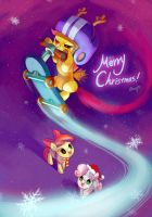 Merry Christmas! by amy30535