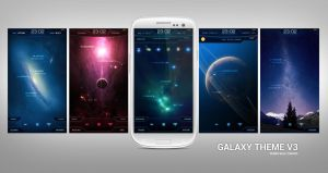 Galaxy Theme V3 by pedrogelli