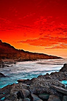 Sunset Cliffs by steverobles