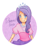 Diamond Tiara by KishiFishy